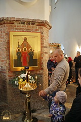 31. Church service in Svyatogorsk / Богослужение в храме г.Святогорска 09.10.2016