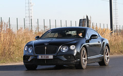 Bentley Continental GT. (Tom Daem) Tags: bentley continental gt
