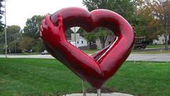 Embracing Heart 7 (Argyle302) Tags: knox presbyterian church embracing heart david platter