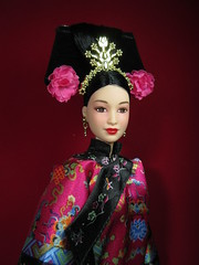 princess of china barbie (kostis1667) Tags: princess china barbie