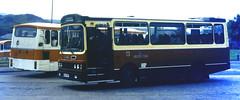 Slide 078-32 (Steve Guess) Tags: merthyr tydfil borough council bus south wales gb uk dennis lancet wadham stringer vanguard tudful