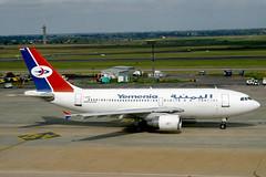 F-OHPS Airbus A.310-325 Yemenia (pslg05896) Tags: fohps airbus a310 yemenia jnb faor ortambo johannesburg southafrica
