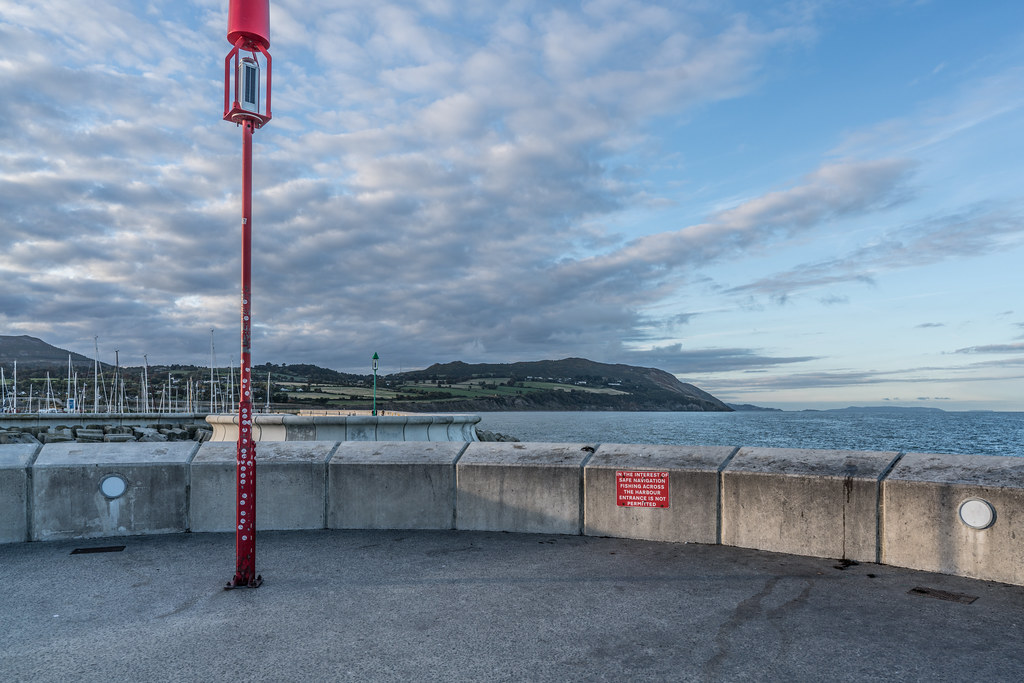GREYSTONES HARBOUR AREA [COUNTY WICKLOW]-122038