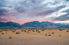 Evil's sunset (Ettore Trevisiol) Tags: ettore trevisiol nikon d300 nikkor 18 70 mono lake sunset