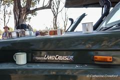 Tea Time (catherinecrawford3) Tags: toyota land cruiser tea time safari biscuits botswana
