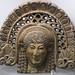 Maenad-head terracotta antefix from Lanuvium (1)