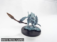 Reaper Ice Devil (whitemetalgames.com) Tags: reaper demons devils bones spider colossal arachnid orcus demon lord undeath ice devil gelgulon displacer beast rust stalker dd pathfinder generic fantasy models wmg white metal games raleigh nc commisson painting studio hobby