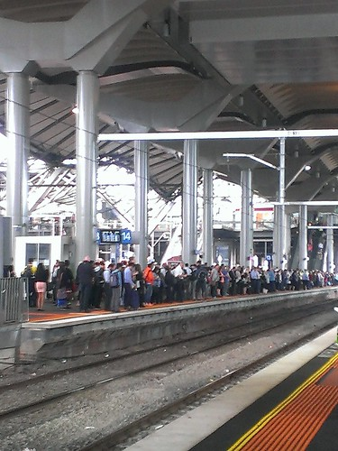 Southern Cross railway station, Melbourne