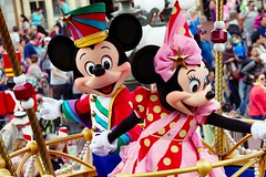 Festival of Fantasy (seaprincesss) Tags: disney parade wdw waltdisneyworld magickingdom fof disneyparks festivaloffantasy