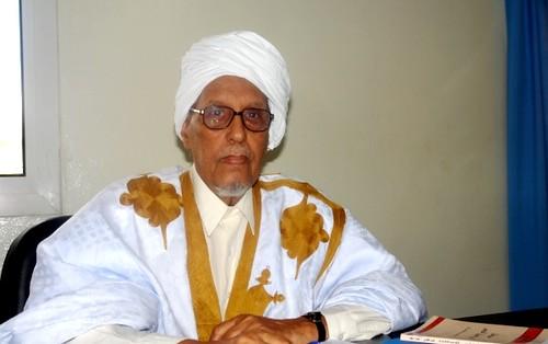 محمد المختار ولد إباه