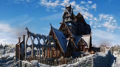 The Elder Scrolls V: Skyrim (AnyoneInCherno) Tags: pc screenshot 5 gaming v elder tes bethesda enb scrolls downsampled skyrim