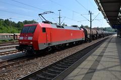 152 018-8, Rottweil (Howard_Pulling) Tags: camera train photo nikon photos picture july zug bahnhof trains ubahn bahn ssb 2014 rottweil howardpulling d5100