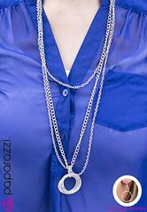 5th Avenue Silver Necklace K1 P2210A-3