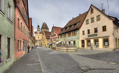 "Rothenburg ob der Tauber • <a style=""font-size:0.8em;"" href=""http://www.flickr.com/photos/45090765@N05/16027340141/"" target=""_blank"">View on Flickr</a>"