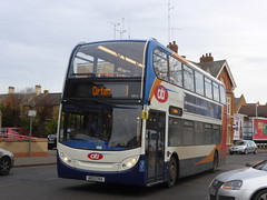 Stagecoach East 10010 AE12 CKA on 1 (sambuses) Tags: 10010 stagecoacheast ae12cka