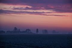 Early morning (Infomastern) Tags: morning sky sunrise landscape countryside himmel soluppgng morgon sdersltt landsbygd lansdskap