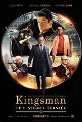 Kingsman: The Secret Service คิงส์แมน โคตรพิทักษ์บ่มพยัคฆ์