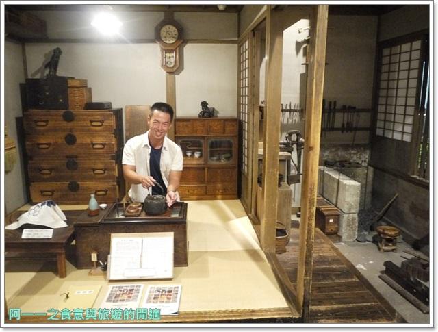 東京自助旅遊上野公園不忍池下町風俗資料館image070
