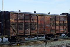 ZLSM Gls Gesloten goederenwagen 980-21 Beynes Beverwijk 1952 NS 1585 Nederlandse Spoorwegen 20 84 980 0 599-9 Simpelveld (marcelwijers) Tags: ns 9 20 gls zuid 1952 spoorwegen 84 beverwijk nederlandse 599 gesloten stoomtrein 980 beynes limburgs zlsm 5999 1585 maatschappij simpelveld 98021 goederenwagen 208498005999