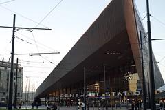 DSC_5889 (AperturePaul) Tags: netherlands 50mm rotterdam nikon trainstation centralstation d600