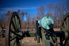 Downrange (T-3 Photography) Tags: bronze canon wednesday nationalpark war bokeh battle confederate civilwar weapon cannon napoleon artillery battlefield nationalparkservice 1740mm ordnance americancivilwar warbetweenthestates 5dmarkii civilwartrust