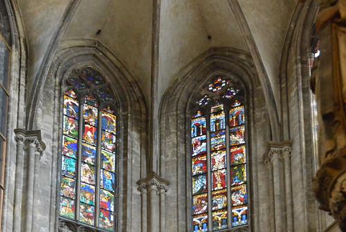 Halberstadt (Saxe-Anhalt), la cathédrale - 19