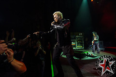 Billy Idol - The Fillmore - Detroit, MI - Feb 6th 2015