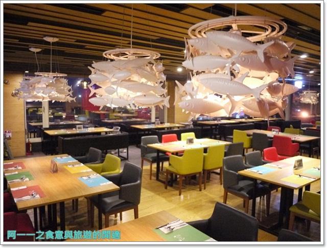 北海岸萬里野柳泊逸渡假酒店buffet吃到飽漁人廚房聚餐image018