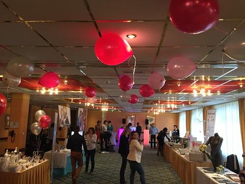 Heliumballonnen Carlton Oasis Hotel Spijkenisse