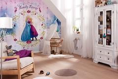 Neues aus der Welt der Disney-Heldinnen (prnews24) Tags: news design frozen interieur haus disney dekoration wohnen komar fototapete wanddekoration neuheiten