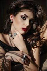 Alexandra_3 (Artem_Prikhodko) Tags: portrait woman beauty female 50mm model nikon availablelight naturallight fullframe nikkor fx wideopen eoshe 50mmf18g d700 portraitworld portraitphotographylovers beautyshoots f18g