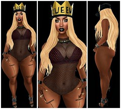 !LOTD#210 LouisianaVicious I'm so Crowned... (CutiePie Bugatti [OPEN FOR NEW SPONSORS]) Tags: identity luxury emporium reign slink 7891 ghettobooty ryca pinkfuel shewhodares lelutka