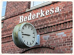 Bad Bederkesa (v8dub) Tags: station museum germany deutschland gare bad bahnhof muse allemagne niedersachsen bederkesa museumsbahn