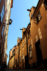 (Evelien Gerrits) Tags: street houses light house canon licht sweden stockholm gata sverige huis hus zweden huizen straat hem gerrits lätt canon600d canoneos600d eveliengerrits