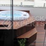 Deck Hidromassagem Redonda - 001