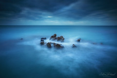 Ste (JD Photographie.) Tags: travel sea seascape france water stone canon eos julien rocks adventure lee nd languedoc ste 6d hrault gnd delaval bigstopper