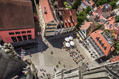 looking down (Kellilei) Tags: canon germany cathedral wide minster konstanz 1022mm mnster konstanzer
