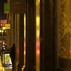 dirty (Cosimo Matteini) Tags: street london night colours olympus dirty shoreditch mft 45mmf18 ep5 mzuiko cosimomatteini
