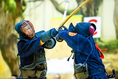 AA5Q2169_02-14-2015.jpg (peteroshkai) Tags: art history japan japanese fight war martial military armor sword warrior samurai kendo shinai katana fighting steveston