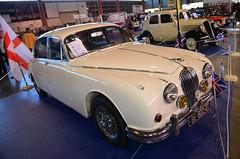 Jaguar MK2 1961 (benoits15) Tags: old uk england english classic cars car vintage nikon automobile flickr automotive voiture historic retro mk2 british jaguar nimes coches 1961 prestige anciennes worldcars