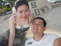 DSCN0027 (daku_tiyan) Tags: beach bohol don cave marielle tagbilaran alona hinagdanan dakutiyan saludaga