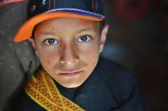 Hope is patience with the lamp lit (Umair Ashfaq) Tags: boy portrait studio 50mm nikon diligence d800 umair kelash umairashfaq studiodiligence kelasha
