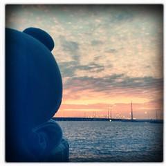 The calm after the storm (mechanic_mel) Tags: sunrise gloomybear spanishfort
