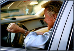 Celebrity Scouser (* RICHARD M (Over 5 million views)) Tags: street celebrity car liverpool candid smiles hairdresser vehicle glam characters celebrities bling scousers philanthropist merseyside scouser hairstylist largerthanlife tvpersonality radiopersonality glamourboy pantomimedame herbertofliverpool theatreactor televisionpersonality kingofbling celebrityhairstylist celebrityhairdresser localladmadegood herberthowe quizshowstalwart