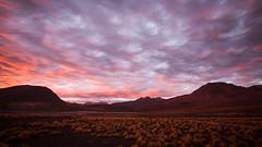 brilliant sunset (ckocur) Tags: chile atacama sanpedrodeatacama northernchile atacamadesert