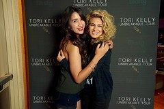 Tori Kelly (christystarztwo) Tags: city smile rock one orlando tour florida no live hard vip kelly dear tori meet greet doves unbreakable bkstg christineperdomo