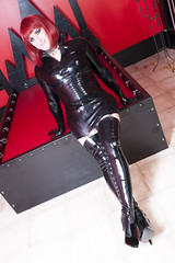 join? (Annastasya) Tags: nastjona nastjasherer crossdress crossdressing crossdresser transvestite transgendered latex
