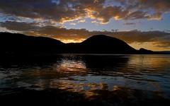 Beautiful evening (jasbond007) Tags: lake canada dusk britishcolumbia okanagan panasonic lakeshore penticton lx5 nigeldawson dmclx5 jasbond007 copyrightnigeldawson2016