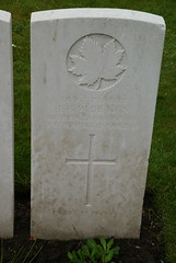 F.G.W. Degon, Canadian Infantry, 1915, War Grave, Poperinghe (PaulHP) Tags: ww1 world war 1 first grave headstone marker belgium military cemetery cwgc fgw fg william degon de gon service number 20763 private 24th april 1915 canadian infantry 10th bn battalion poperinghe old fp margaret 1006 ross st street medicine hat alberta canada