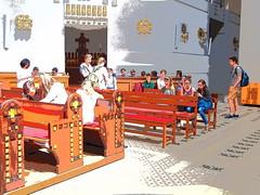 P5310291 (photos-by-sherm) Tags: vienna art church architecture modern austria memorial catholic charles secession karl nouveau borromeo lueger